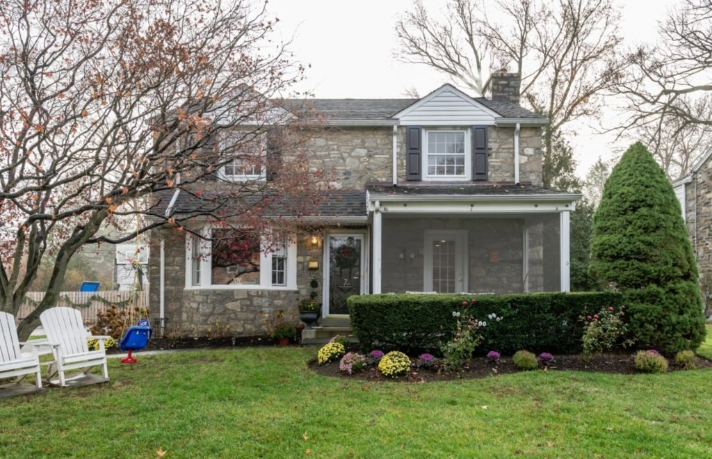 Home in Radnor Township, Bryn Mawr, PA