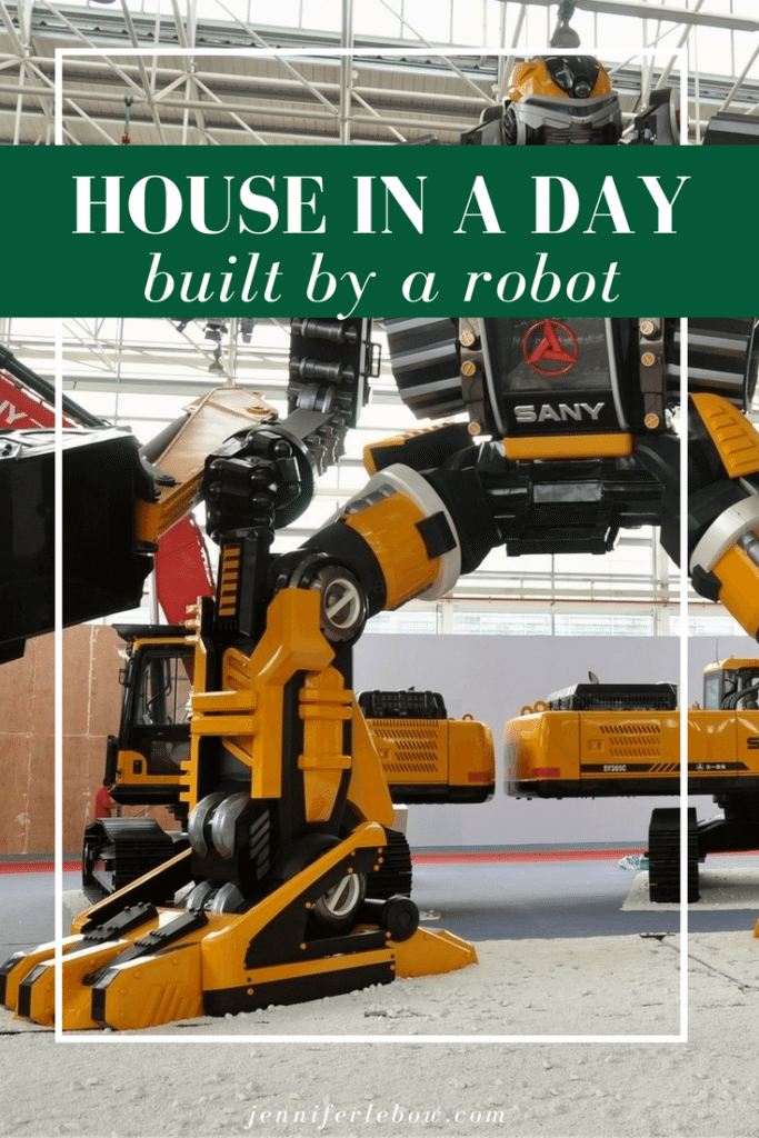 Could homes be built in a day?