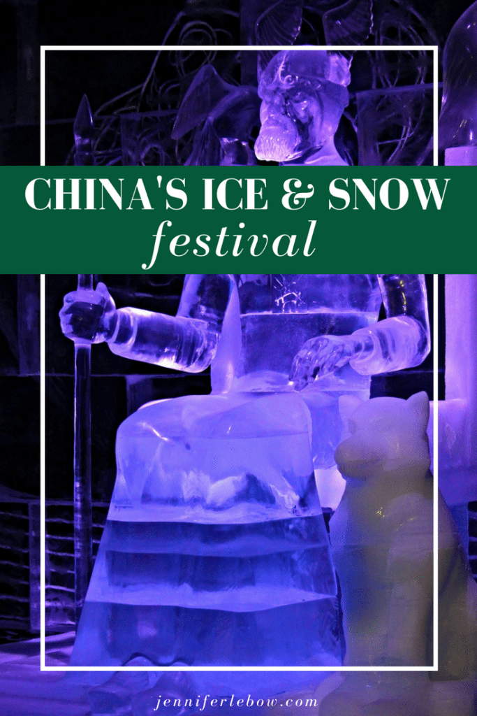 China's Annual Ice and Snow Festival