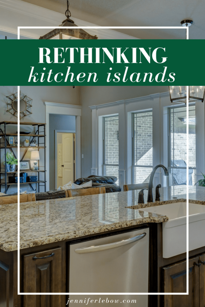 Rethinking the eat-in kitchen