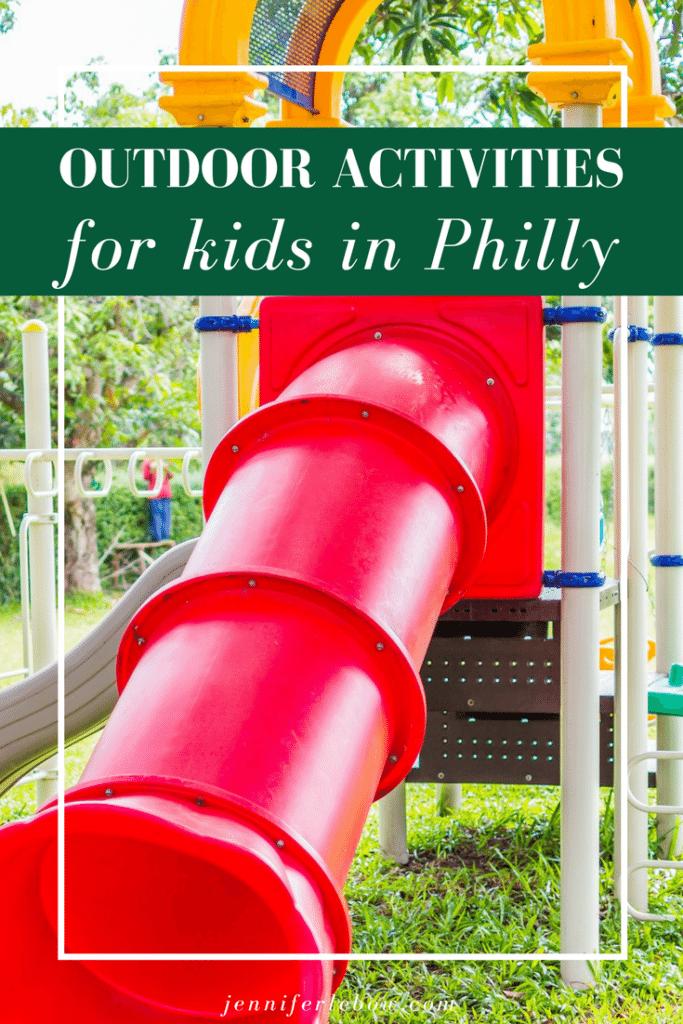 Philadelphia relocation with kids