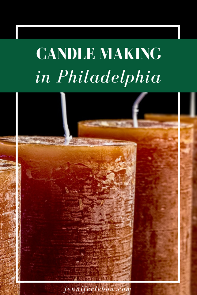 Does making a candle while drinking wine with friends sound like a fun night out? Visit Wax and Wine!