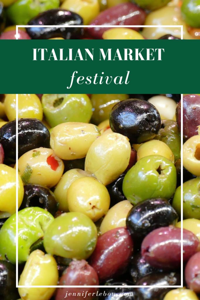 Philadelphia Relocation Italian Market