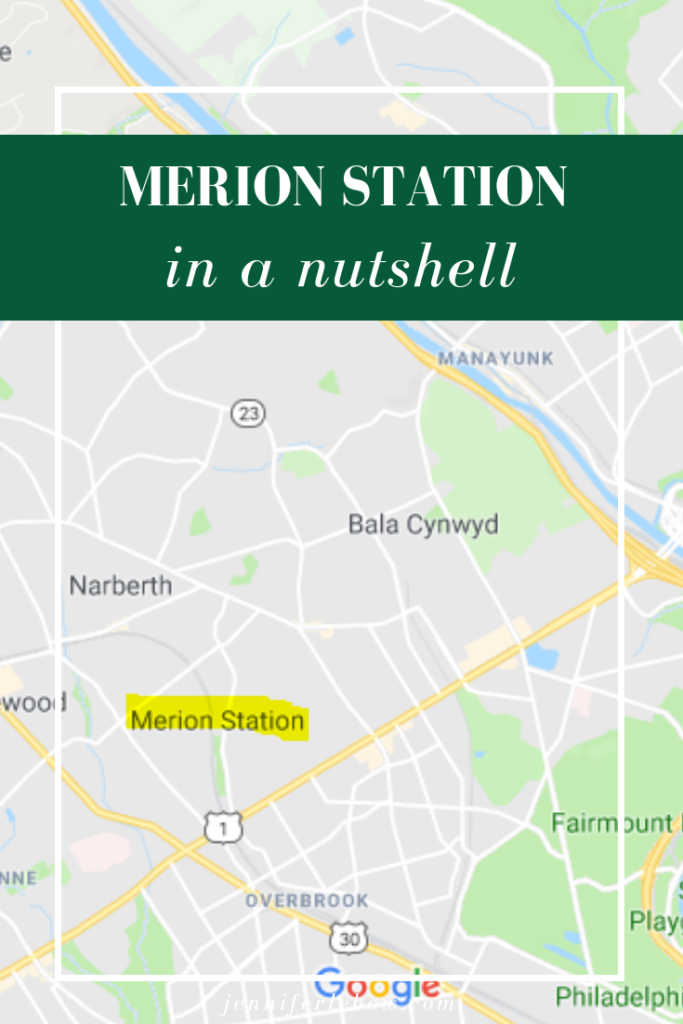 Philadelphia Main Line Relocation Merion