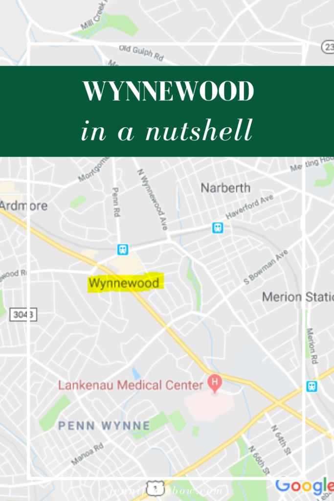 Philadelphia Main Line relocation wynnewood