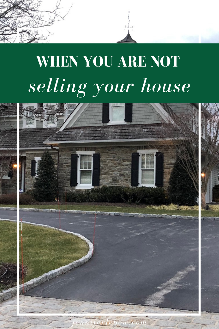 selling a house Main Line
