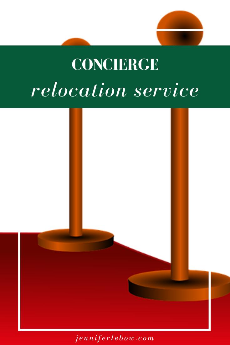 Philadelphia area relocation service concierge