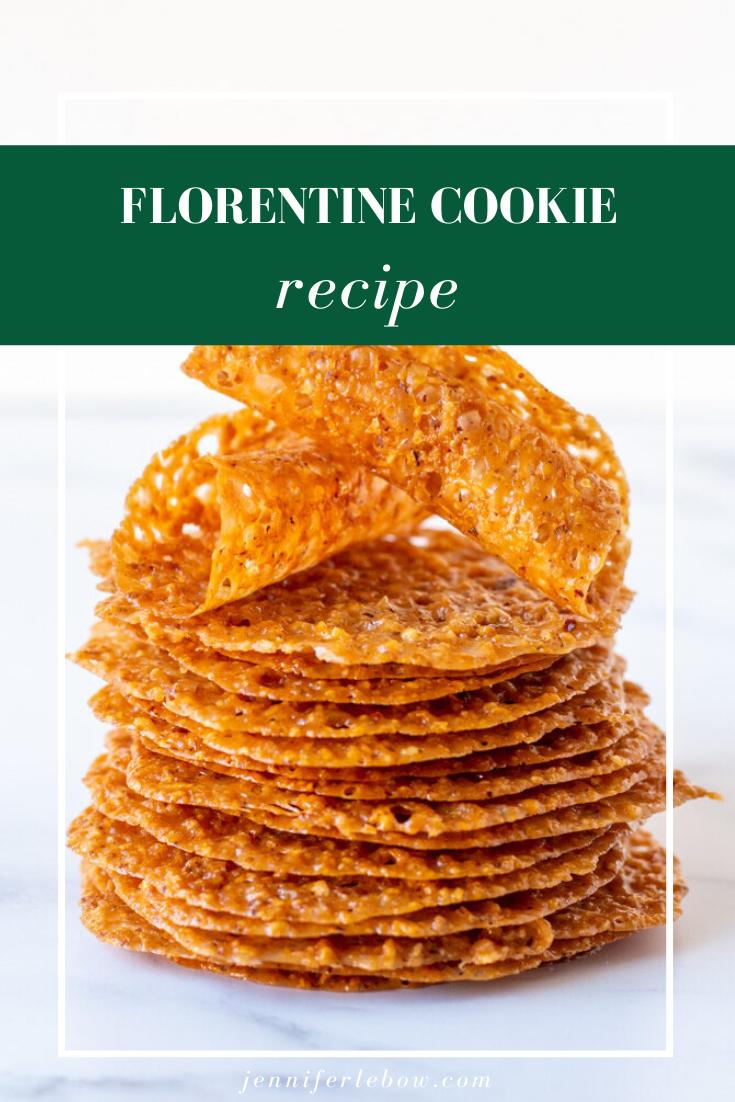 florentine cookie recipe